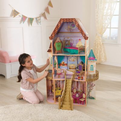 Belle Enchanted Dollhouse