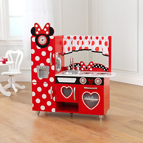 Minnie Mouse Vintage Play Kitchen