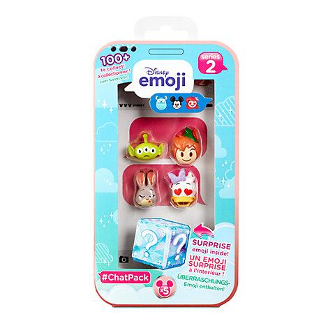 #ChatPack Disney Emoji, serie 2