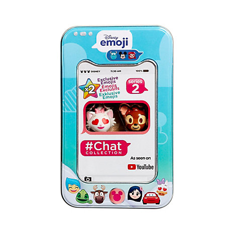 Scatola #ChatCollection Disney Emoji, Serie 2