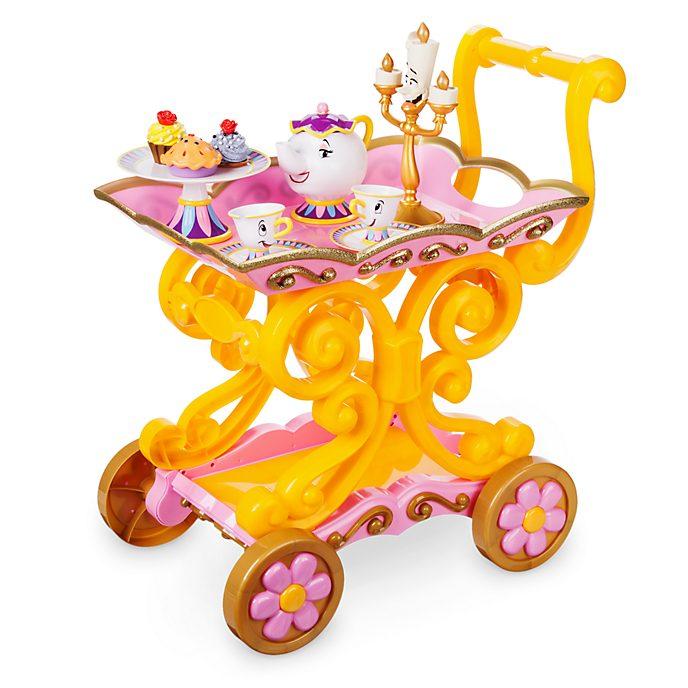 Disney Store - Die Schöne und das Biest - Belles Teewagen