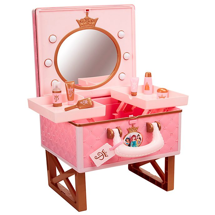 Disney Princess Travel Vanity Playset