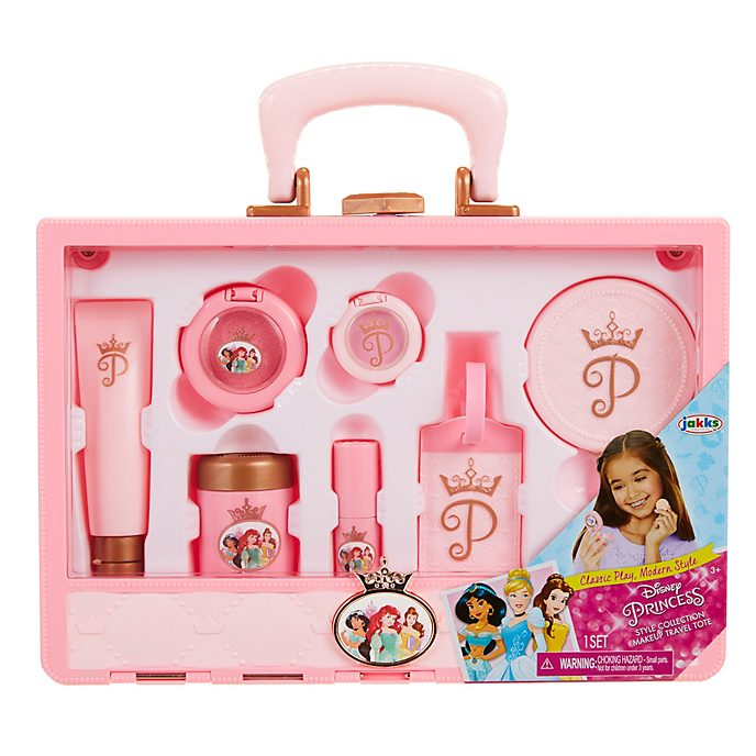 Disney Princess Make-Up Travel Tote Playset