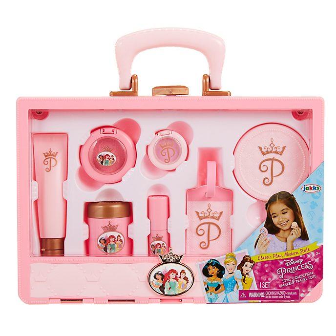 Set da gioco valigetta per il trucco da viaggio Principesse Disney
