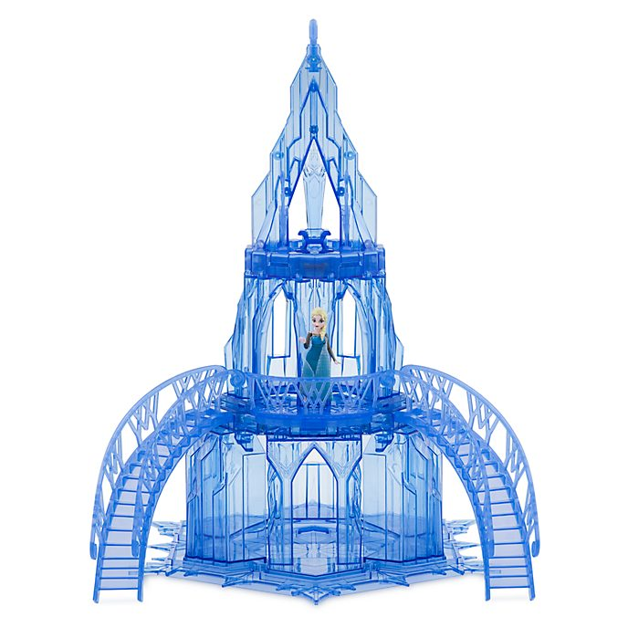 Disney Store Elsa's Ice Castle Construction Playset