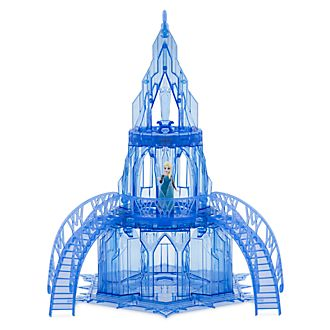 Disney Store Elsa's Ice Castle Construction Playset