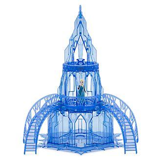 Set juego construcción castillo de hielo, Elsa, Disney Store