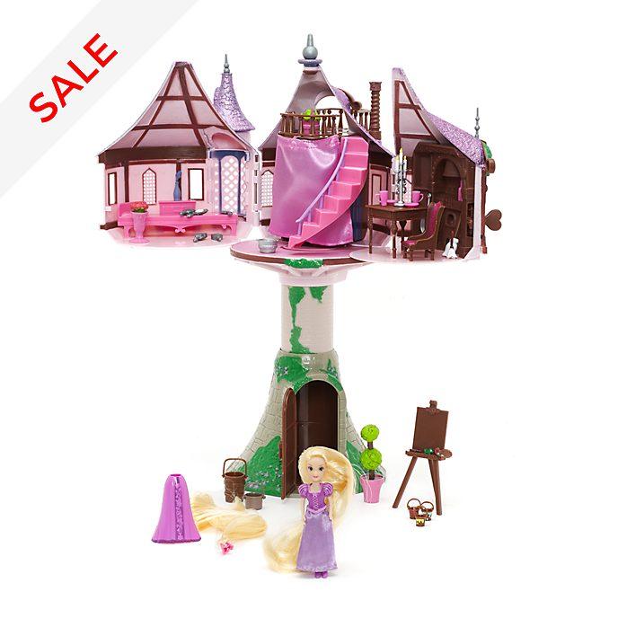 Disney Store Rapunzel Tower Play Set