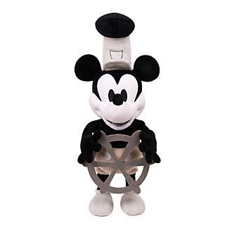Peluche Steamboat Willie, collection 90e anniversaire