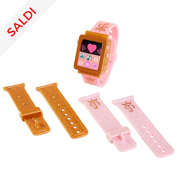 Orologio giocattolo luminoso Principesse Disney collezione Disney Princess Style