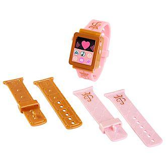 Reloj juguete con luz, colección Disney Princess Style Collection