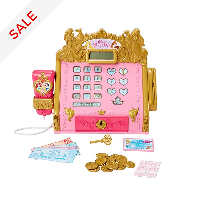 Disney Princess Royal Boutique Cash Register Playset
