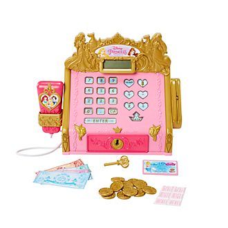 Disney Princess Royal Boutique Cash Register Playset