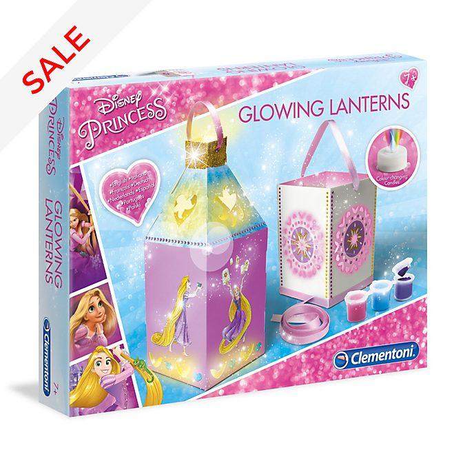 Clementoni - Rapunzel - Neu verföhnt - Leuchtende Laternen - Malset