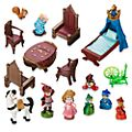 Set juego castillo exclusivo La Bella Durmiente, Littles, Disney Animators, Disney Store