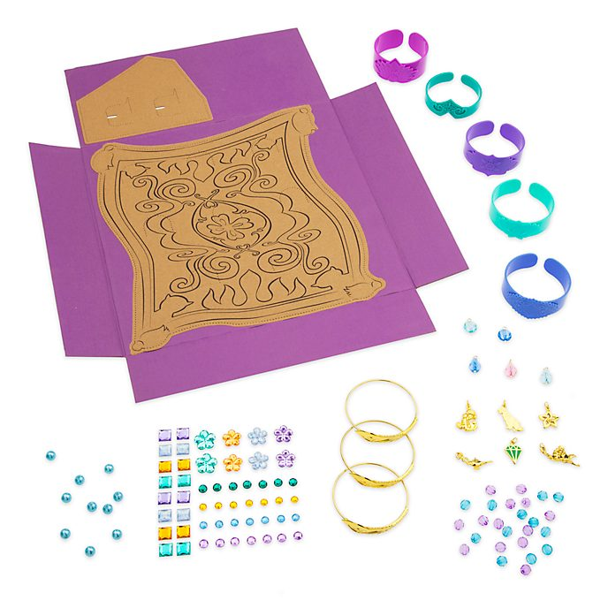 Kit de joyería SPARK princesa Jasmine, Disney Store