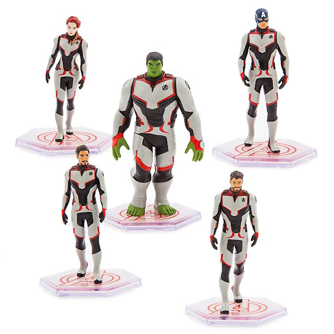 Set de juego de figuritas Vengadores: Endgame, Disney Store