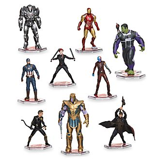 Disney Store Coffret deluxe de figurines Avengers: Endgame