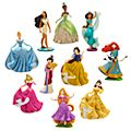 Disney Store Coffret deluxe de figurines Princesses Disney