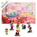 Set de juego de figuritas Las Ayudantes Felices de Minnie, Disney Store