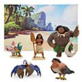 Set de juego de figuritas Vaiana, Disney Store