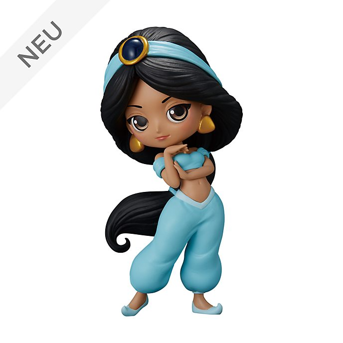Banpresto - Prinzessin Jasmin - Klassische Q Posket Figur