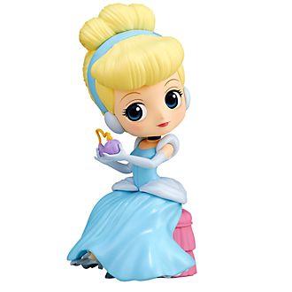 Banpresto - Cinderella - Pastellfarbene Q Posket Figur mit Parfüm