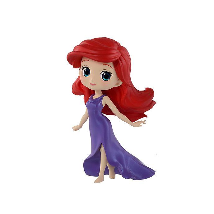 Figurita Ariel de niña, Q Posket, Banpresto