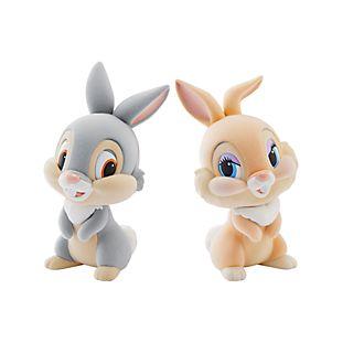 Banpresto Fluffy Puffy Thumper and Miss Bunny Figurines