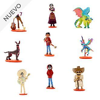 Set juego figuritas exclusivo Coco, Disney Pixar, Disney Store