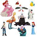 Disney Store The Little Mermaid Deluxe Figurine Playset