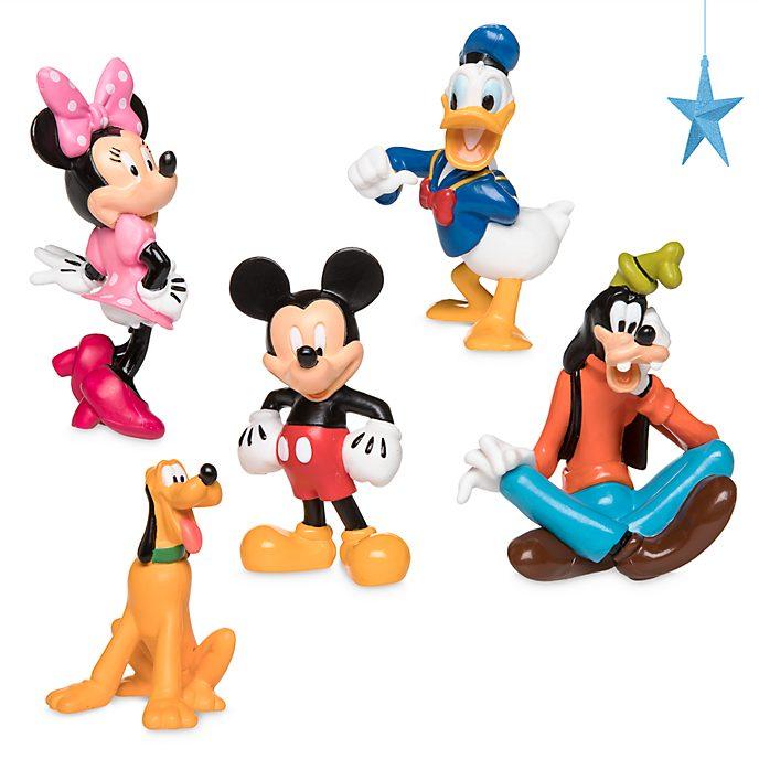 Set da gioco personaggi Topolino e i suoi amici Disney Store