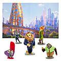 Disney Store Zootropolis Figurine Playset