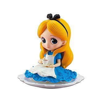 Banpresto - Alice im Wunderland - Alice Q Posket Figur mit Teetasse