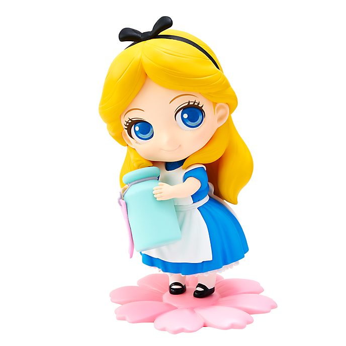 Banpresto figurita Q Posket Alicia en el País de las Maravillas