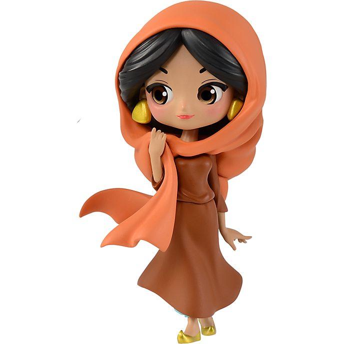 Banpresto figurita Q Posket princesa Jasmine niña