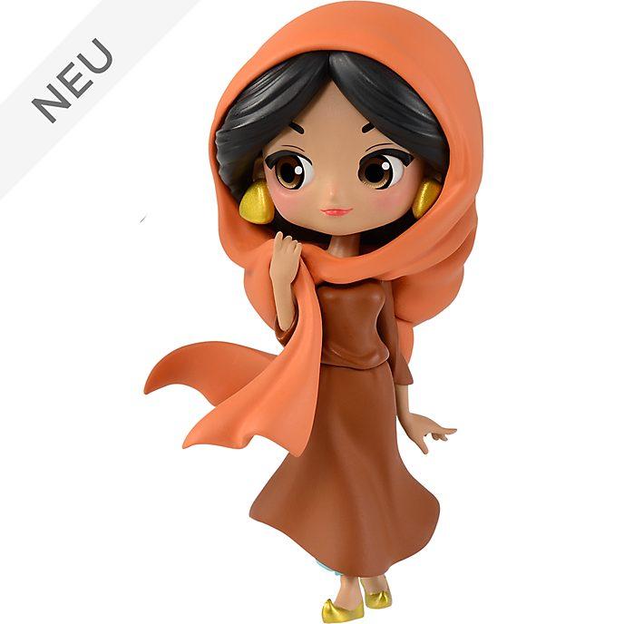 Banpresto - Prinzessin Jasmin - Q Posket Minifigur
