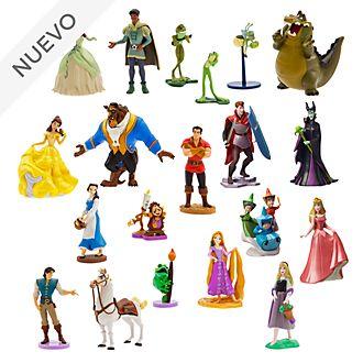 Megaset juego figuritas princesas Disney, Disney Store