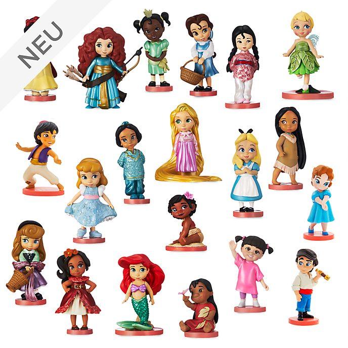 Disney Store - Disney Animators Collection - Großes Spielfigurenset