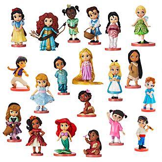 Megaset juego figuritas, colección Disney Animators, Disney Store