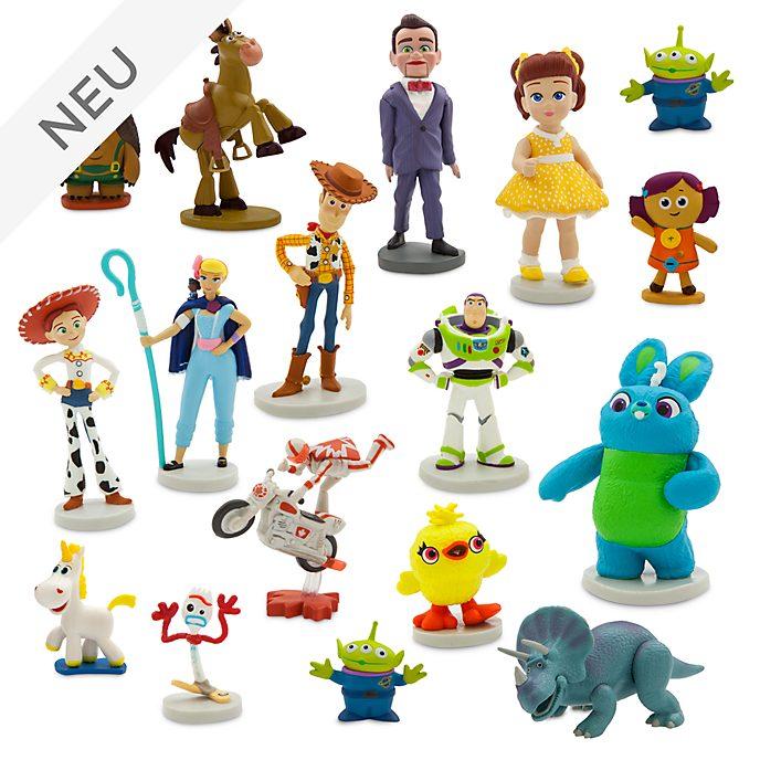 Disney Store - Toy Story4 - Großes Figuren-Spielset