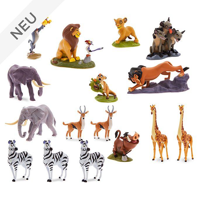 Disney Store - Der König der Löwen - Großes Spielfigurenset