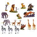 Megaset juego figuritas El Rey León, Disney Store
