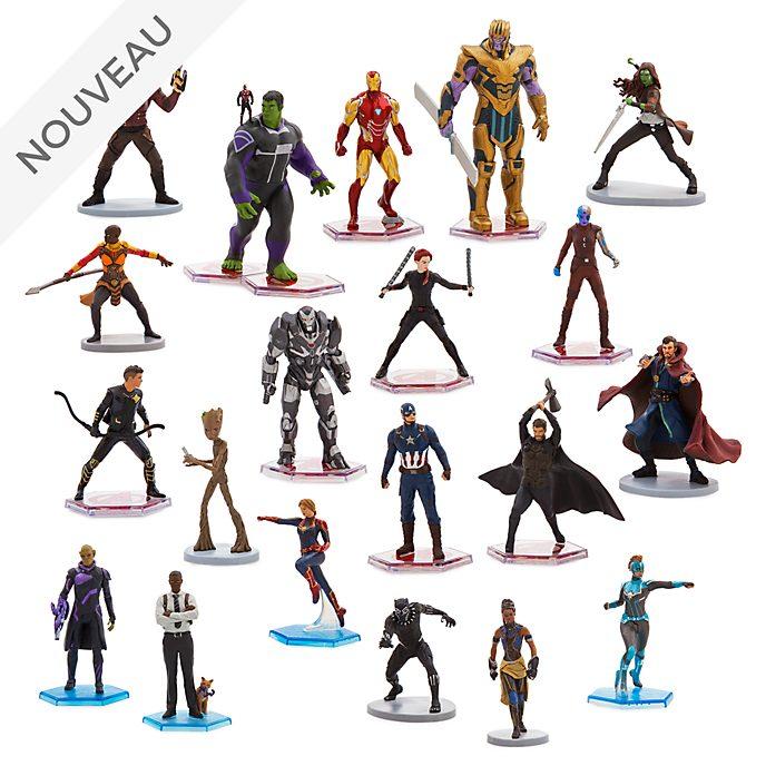 Disney Store Méga coffret de figurines Marvel