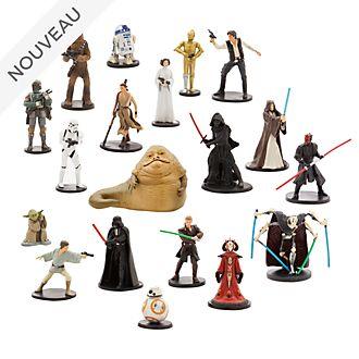 Disney Store Méga coffret de figurines Star Wars