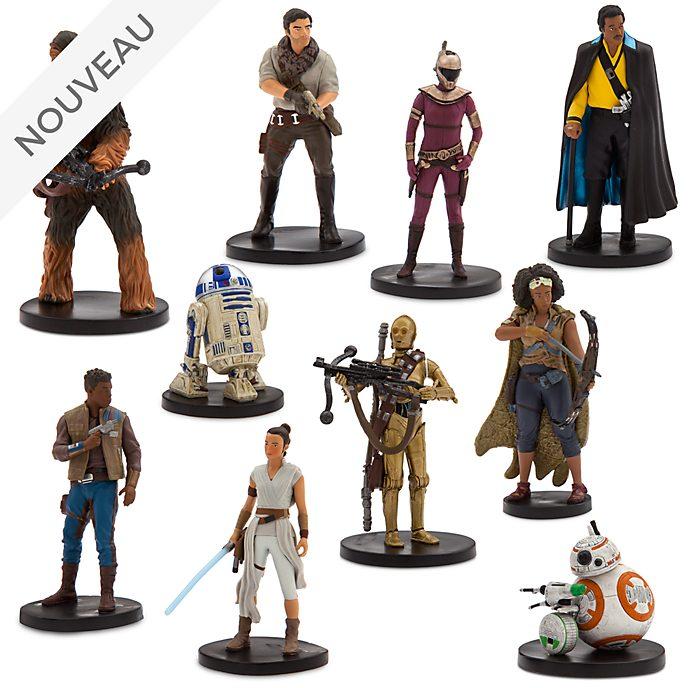 Disney Store Coffret deluxe de figurines La Résistance, Star Wars