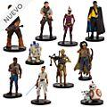 Set juego figuritas exclusivo la Resistencia, Star Wars, Disney Store