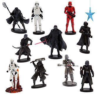 Set da gioco personaggi deluxe Primo Ordine Star Wars Disney Store