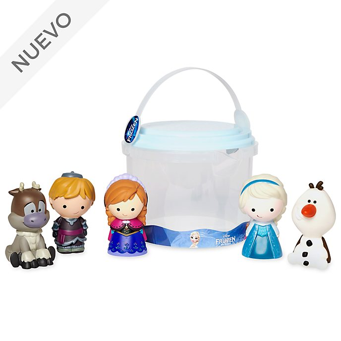 Set juguetes de baño Frozen, Disney Store