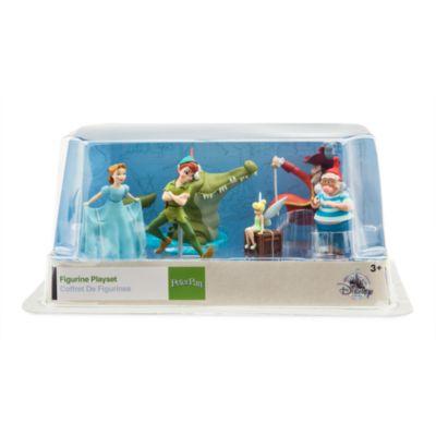 Set de juego figuritas Peter Pan